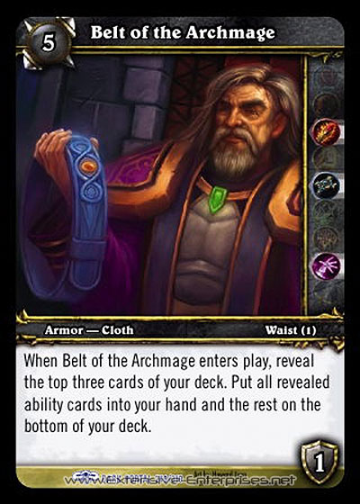 Belt of the Archmage