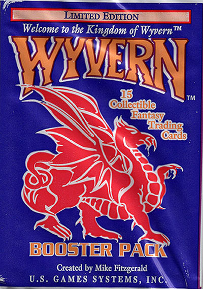 Wyvern Limited Edition, Booster Pack