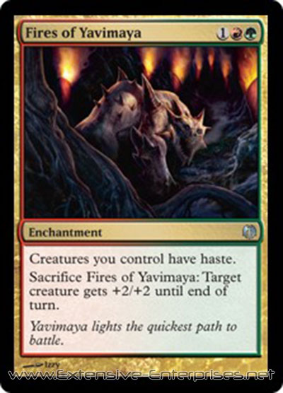 Fire of Yavimaya