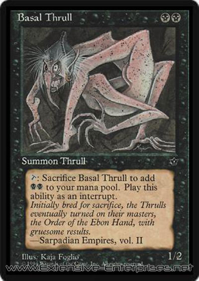 Basal Thrull (Version 1)