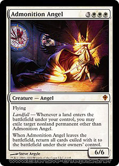 Abomination Angel