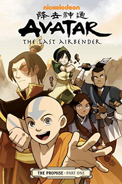 Avatar: The Last Airbender Vol. 01: The Promise