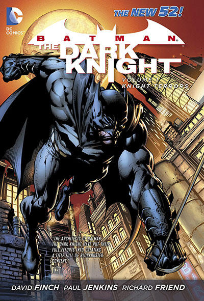 Batman: The Dark Knight Vol. 01 Knight Terrors