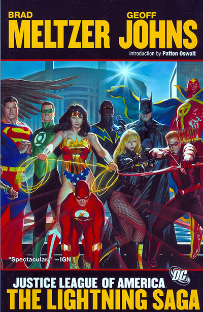 Justice League of America: The Lightning Saga