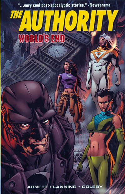 Authority Vol. 09: The: World's End