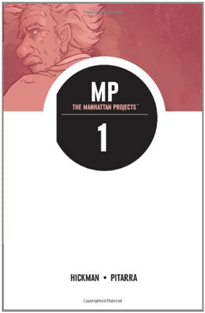 Manhattan Projects, The Vol. 01