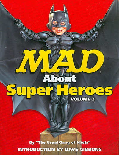 Mad About Super Heroes Vol. 02