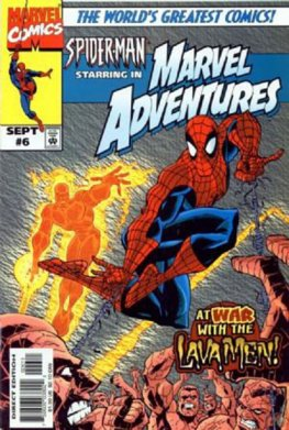 Marvel Adventures #6
