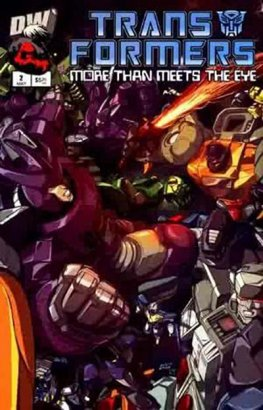 Transformers: More Than Meets the Eye #2