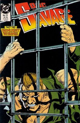 Doc Savage #12