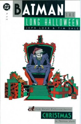 Batman: The Long Halloween #3