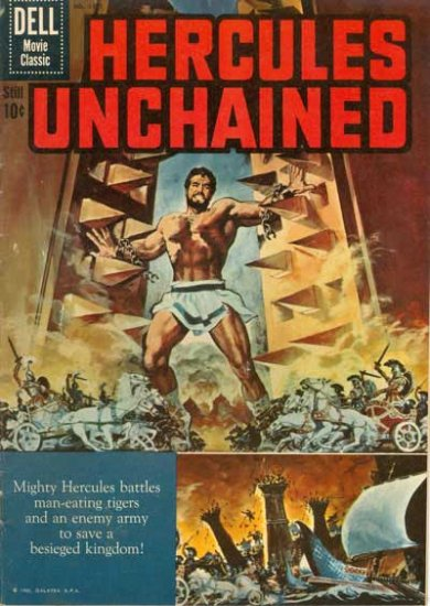 Hercules Unchained #1121