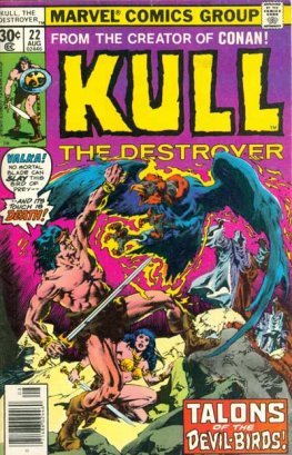 Kull the Destroyer #22
