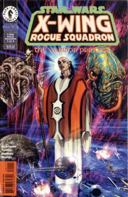 Star Wars: X-Wing Rogue Squadron #13