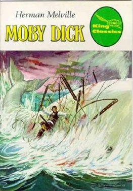Moby Dick #3 (2nd Print)