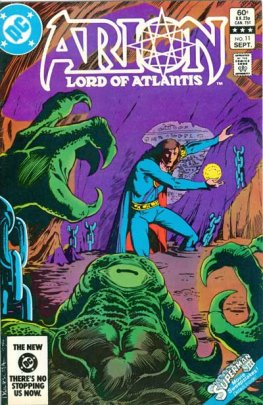 Arion, Lord of Atlantis #11