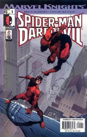 Spider-Man / Daredevil #1