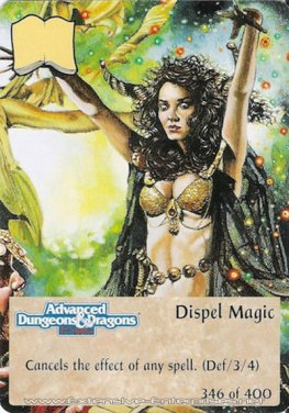 Dispel Magic (#346 of 400)