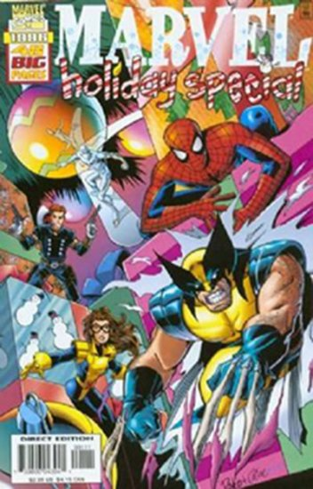 Marvel Holiday Special \'96