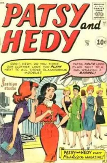 Patsy and Hedy #79