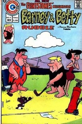 Barney and Betty Rubble #10