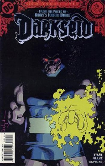 Darkseid (Villains) #1