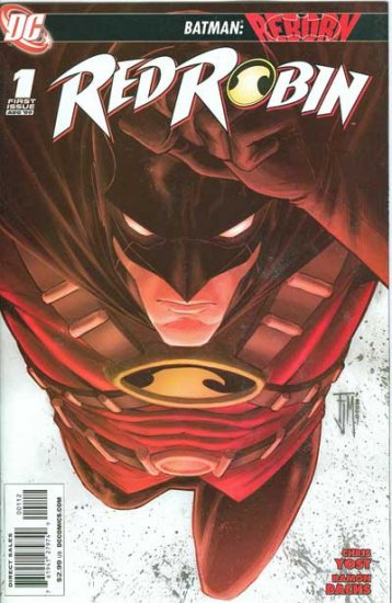 Red Robin #1 (2nd Print)