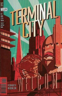 Terminal City (Complete Series #1-9)
