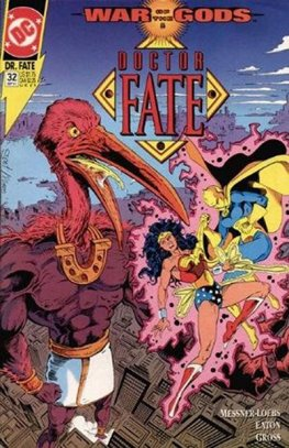 Doctor Fate #32