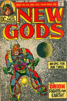 New Gods, The #1