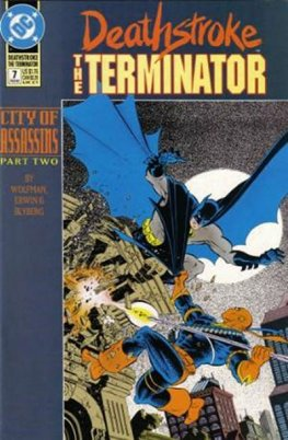 Deathstroke, The Terminator #7