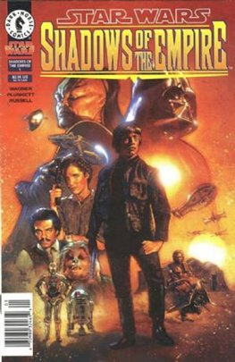 Star Wars: Shadows of the Empire (Complete Series #1-6)