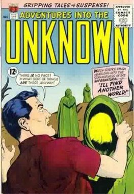 Adventures into the Unknown #141