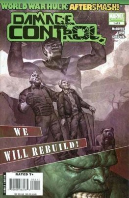World War Hulk: Aftersmash, Damage Contro (Complete Series #1-3)