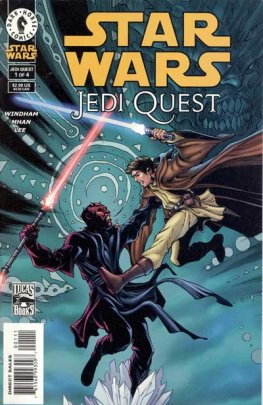 Star Wars: Jedi Quest #1