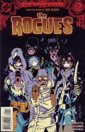 Rogues, The (Villains) #1
