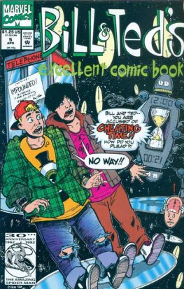 Bill & Ted's Excellent Comic Book #5