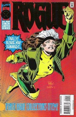 Rogue (Complete Series #1-4)