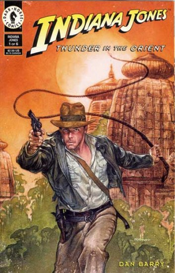Indiana Jones: Thunder in the Orient #1