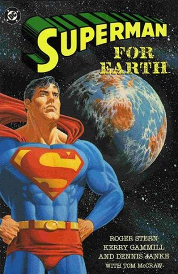 Superman for Earth