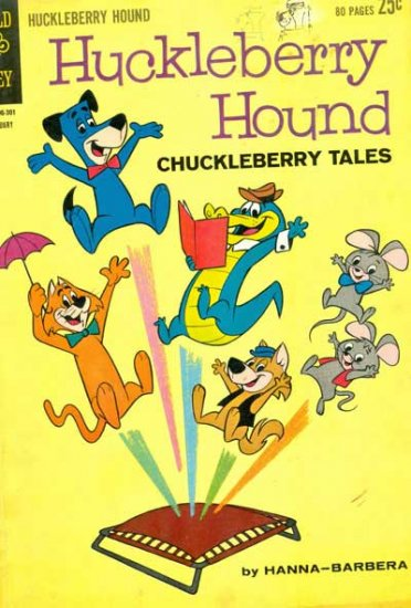 Huckleberry Hound #19