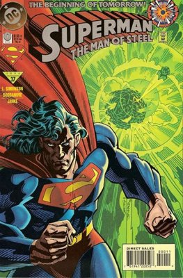 Superman: The Man of Steel #0