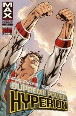 Supreme Power: Hyperion #2