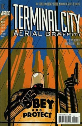 Terminal City: Aerial Graffiti (Complete Series #1-5)