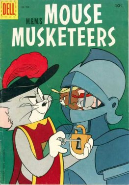Mouse Musketeers #728