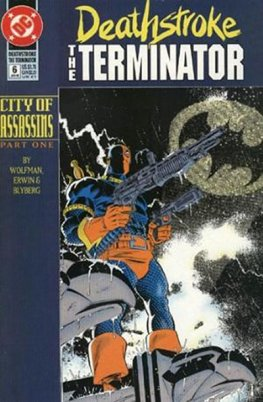 Deathstroke, The Terminator #6