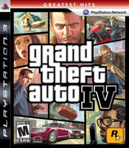 Grand Theft Auto IV (Greatest Hits)