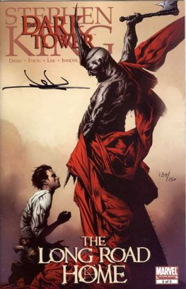 Dark Tower: Long Road Home #5 (Signed by Jae Lee)
