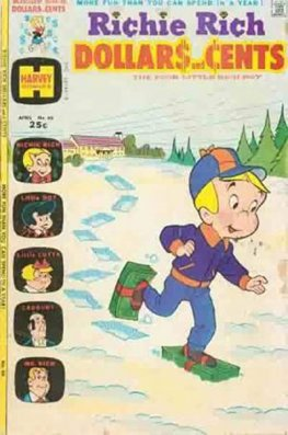 Richie Rich Dollars and Cents #66