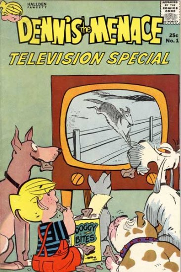 Dennis the Menace Television Special #1